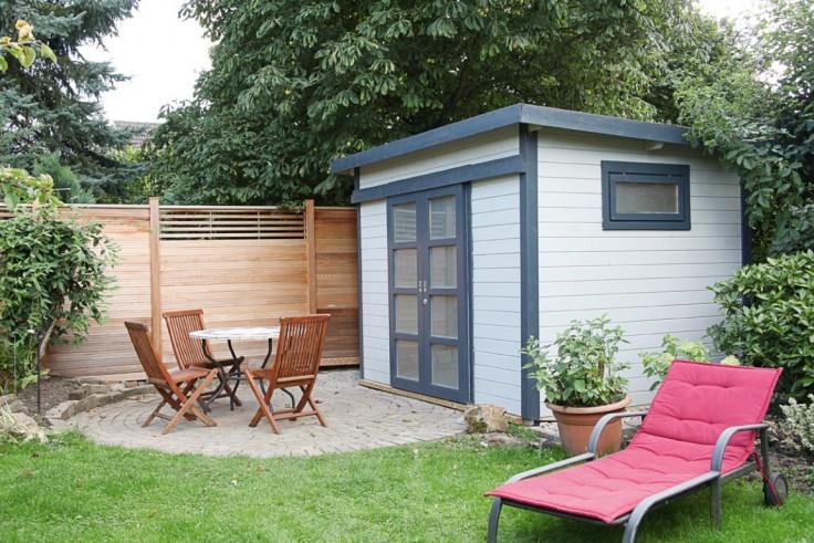 Gartenhaus Pina 3030