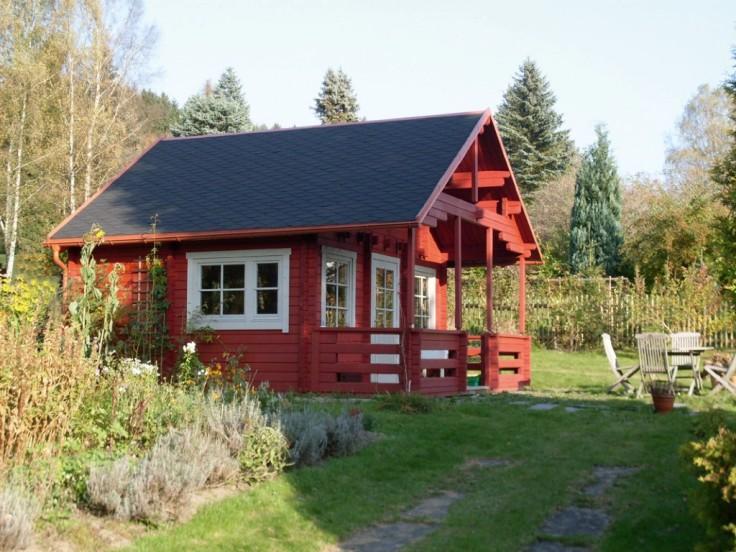Ferienhaus Sauerland 70-A mit Schlafboden