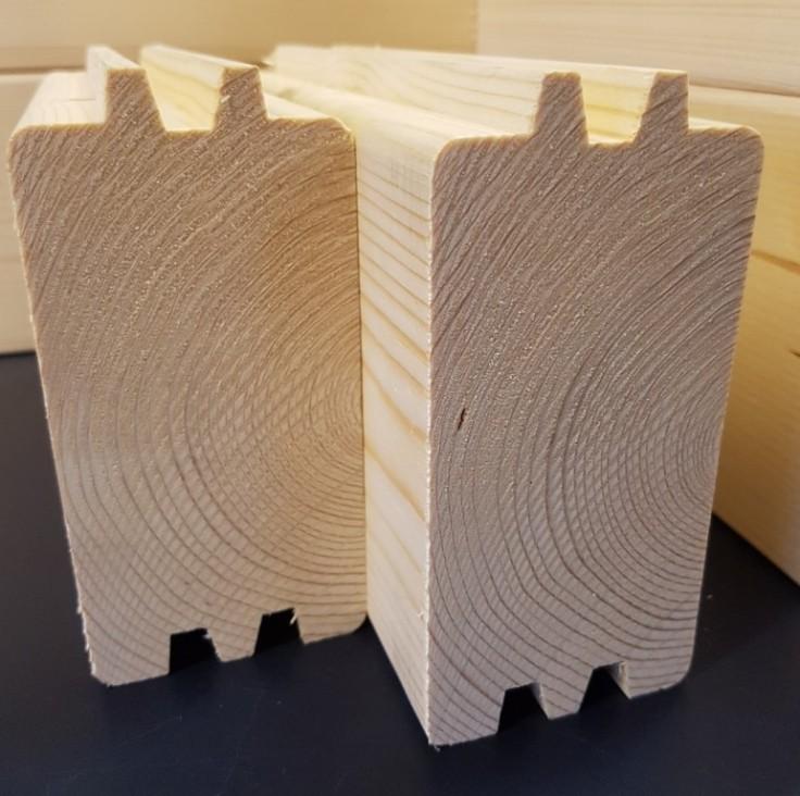 Blockbohle 70 mm