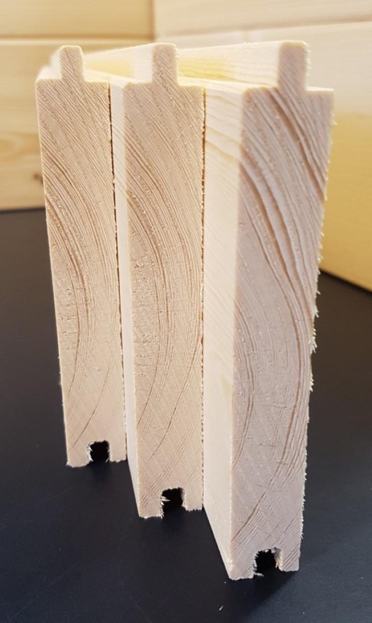 Dachbretter, Fussbodenbretter 18.5 mm