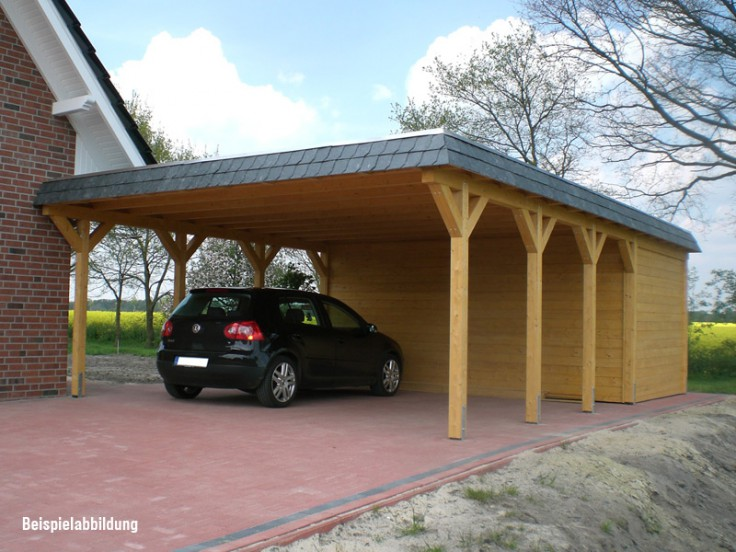 carport als gartenhaus nutzen my blog. Black Bedroom Furniture Sets. Home Design Ideas