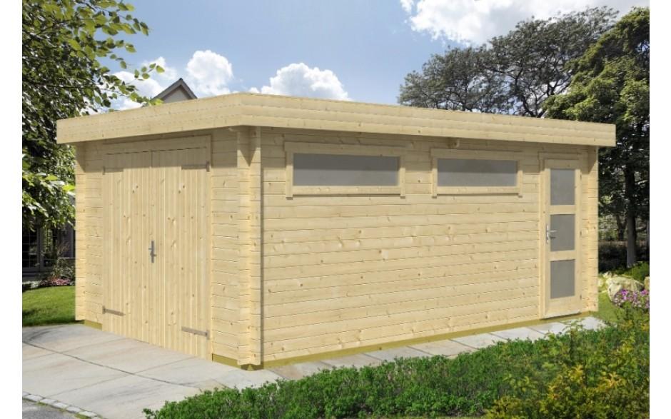 Garage Canberra 44 inkl. Tor
