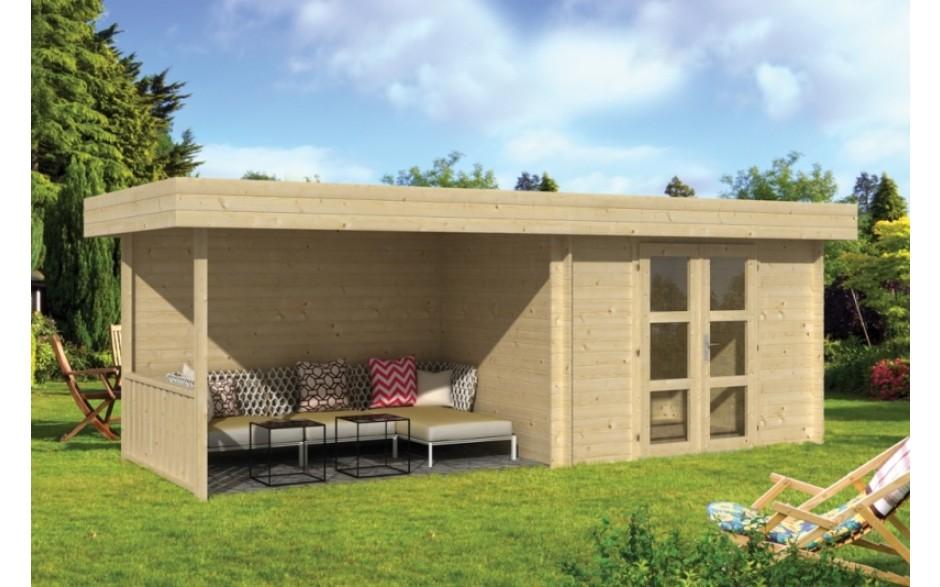gartenhaus forbach hgm gartenh user. Black Bedroom Furniture Sets. Home Design Ideas