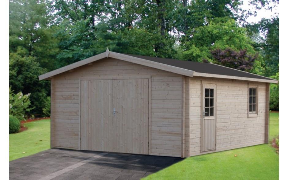 Garage Kornwestheim mit Garagentor, Einzeltür und Einzelfenster