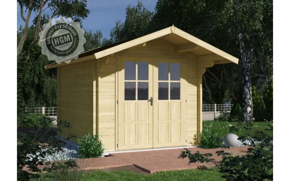 gartenhaus soltau a hgm gartenh user. Black Bedroom Furniture Sets. Home Design Ideas