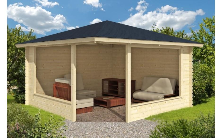 pavillon eutin hgm gartenh user. Black Bedroom Furniture Sets. Home Design Ideas