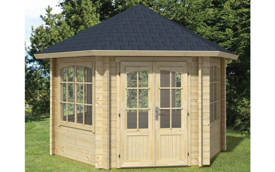 pavillon ilmenau online kaufen hgm gartenh user. Black Bedroom Furniture Sets. Home Design Ideas