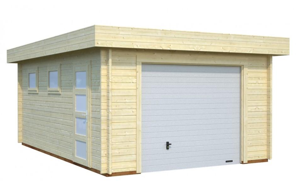 Garage Bergheim mit optionalem Schwingtor
