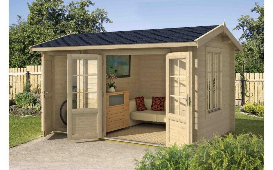 gartenhaus wrexham 1 online kaufen hgm gartenh user. Black Bedroom Furniture Sets. Home Design Ideas