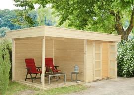 Gartenhaus Varianta A Set 1