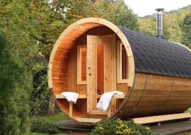 Saunafass 400 De Luxe