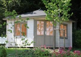 Gartenhaus Maria 58-B isolierverglast