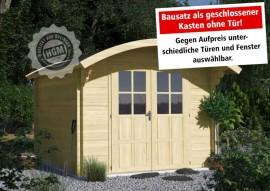 Gartenhaus Jubi Bispingen 44 D imprägniert
