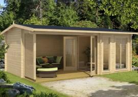 Gartenhaus Torquay