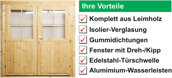 gartenhaus t ren und fenster my blog. Black Bedroom Furniture Sets. Home Design Ideas