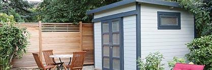 Bauhausstil in Ihrem Garten