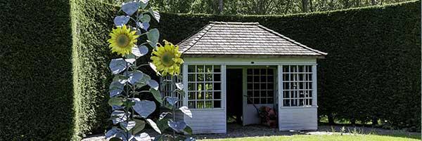 Sommer, Sonne, Holzgartenhaus: 5 Tipps für Ihre Sommerresidenz im  Garten