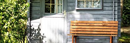 Gartenhaus aus Holz: Was spricht dafür?