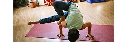 Das Holzgartenhaus als heimisches Yogastudio