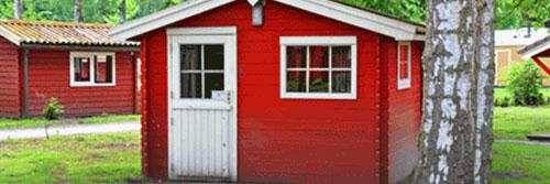 Fenstereinbau beim Gartenhausaufbau: Tipps und Tricks