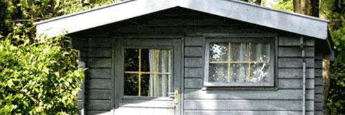 Die Dachform macht's – das passende Dach für Ihr Holzgartenhaus
