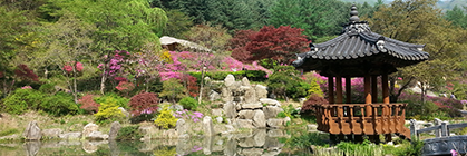 Japanisches Gartenhaus: das Holzhaus im asiatischen Stil