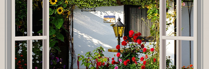 Gartenhaus-Belüftung: darum ist sie wichtig