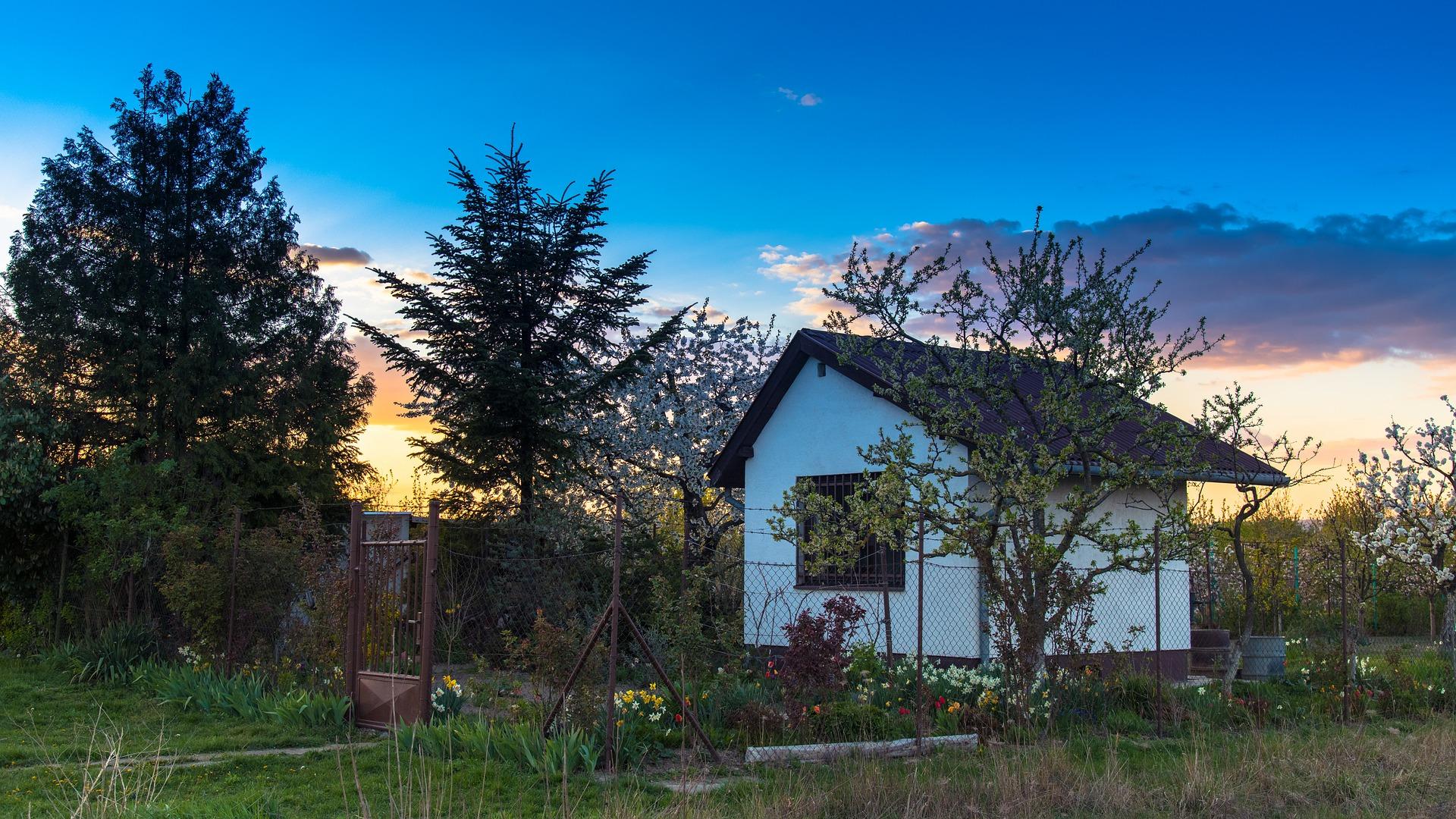 Gartenhaus erneuern