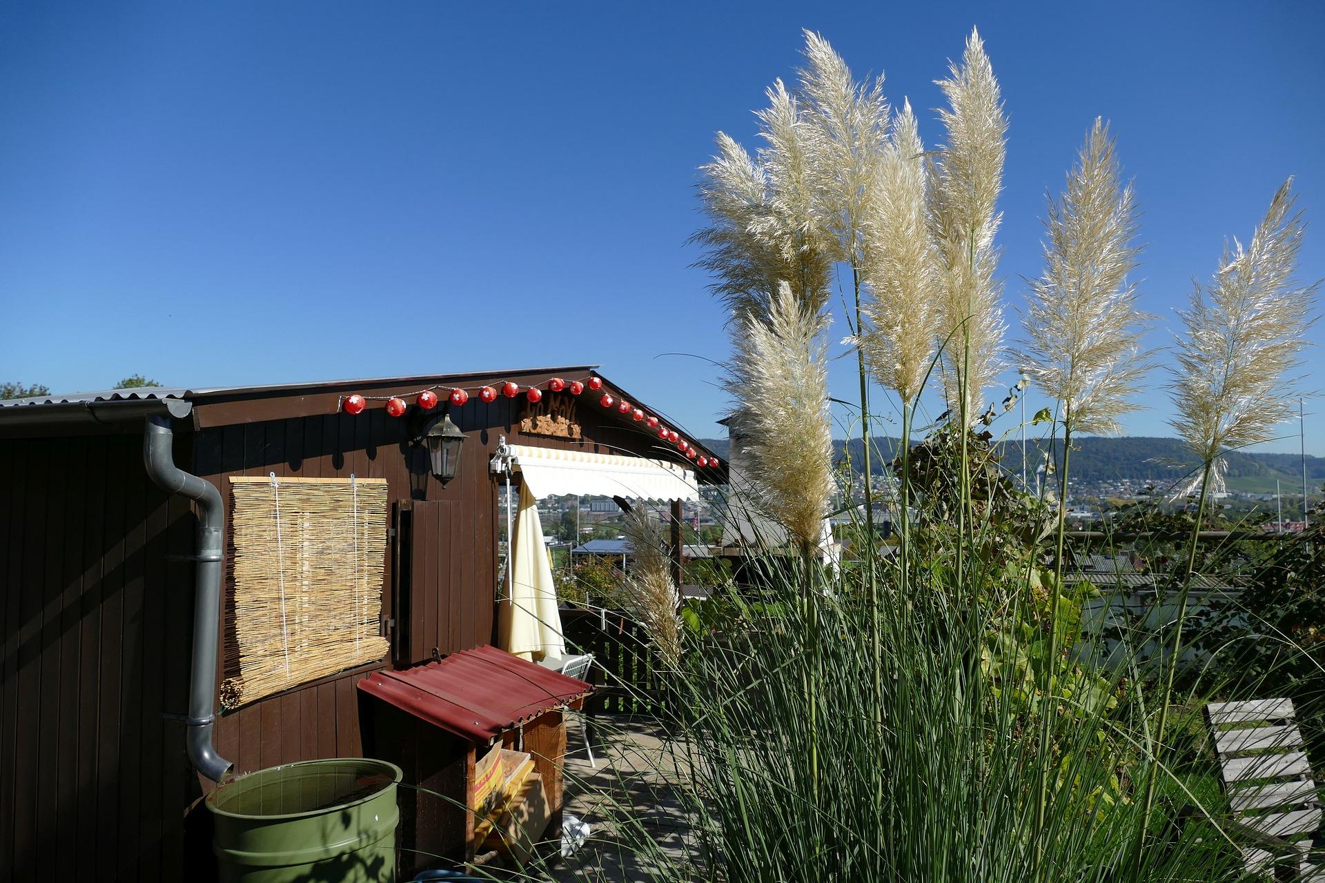 Wochenendhaus Gartenhaus