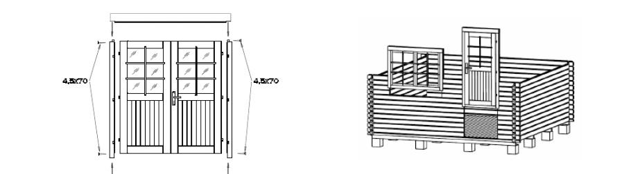 Fenster- und Türeinbau