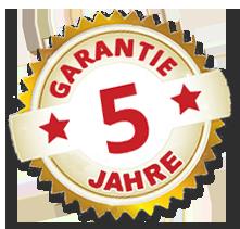 HGM 5 Jahre Garantie